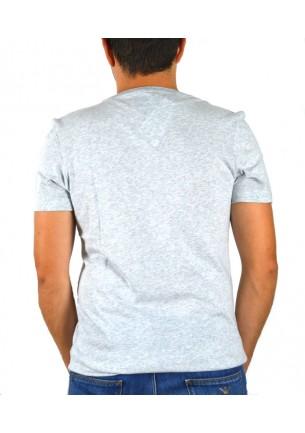 6f7487fed1 T-shirt lacoste sport dry fit uomo colore grigio a manica corta estiva