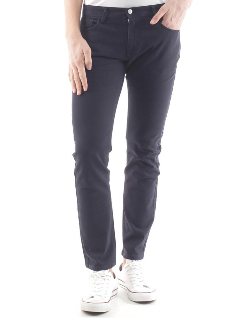 outlet store 866d4 e6f3a ARMANI EXCHANGE pantaloni uomo j13 blu slim fit
