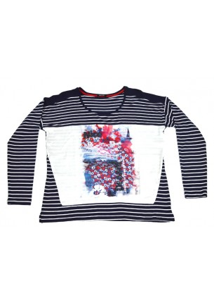 ELENA MIRO' t-shirt maglia...