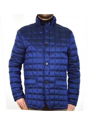 piumino uomo a giacca field jacket 100 grammi mezza stagione