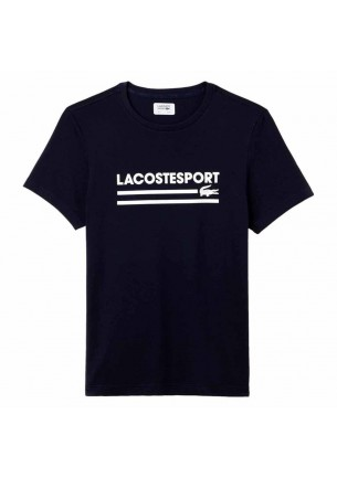 Lacoste t-shirt girocollo th3341