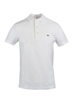 LACOSTE polo uomo slim fit...
