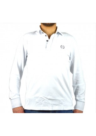 ARMANI EXCHANGE polo manica...