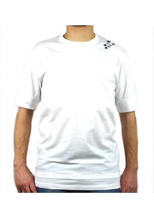 armani exchange t-shirt manica corta cotone 3gztlg