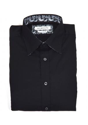 BELLINI camicia uomo nera...