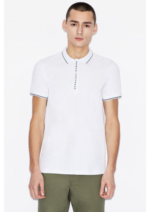 ARMANI EXCHANGE polo uomo...