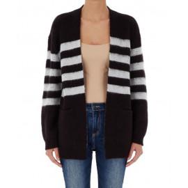 ARMANI EXCHANGE maglia da donna aperta in lana mohair 6hye1g
